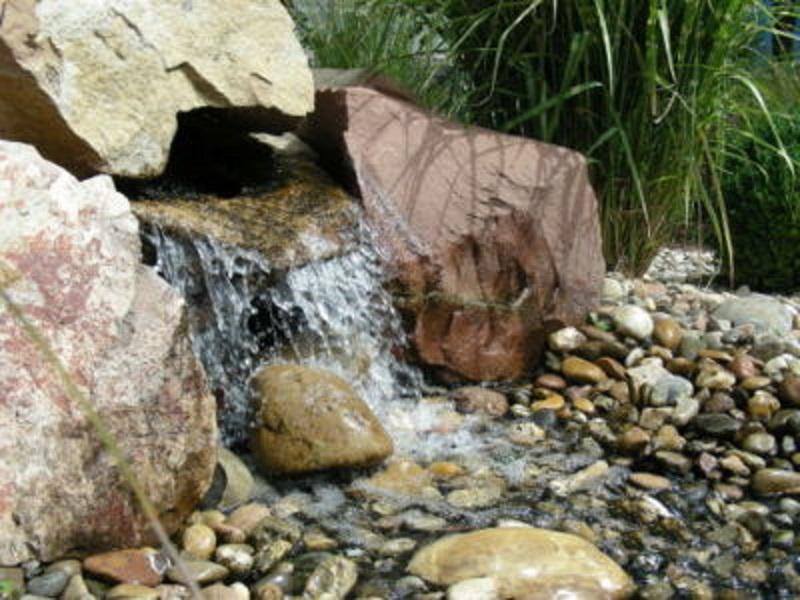 Wassergewinnung - Gewinnung